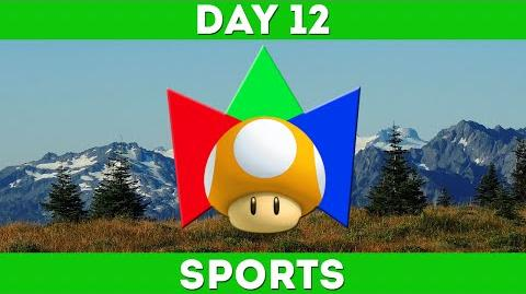 Day 12 - Sports
