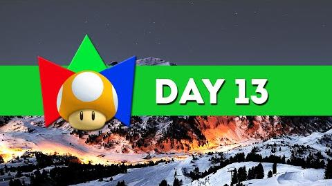 Day 13 EVENT - 2015 Winter Mariolympics