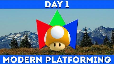 Day 1 - Modern Platforming