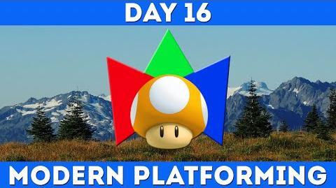 Day 16 - Modern Platforming