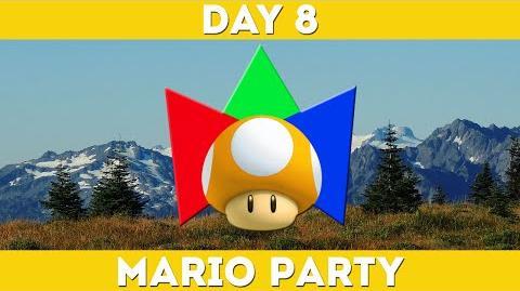 Day 8 - Mario Party