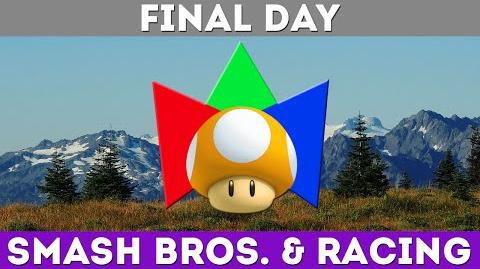 Day 20 - Smash Bros and Mario Kart