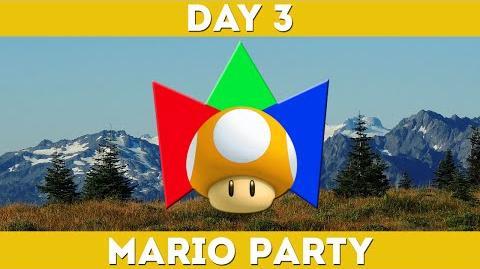 Day 3 - Mario Party