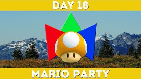 Day 18 - Mario Party