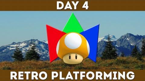 Day 4 - Retro Platforming