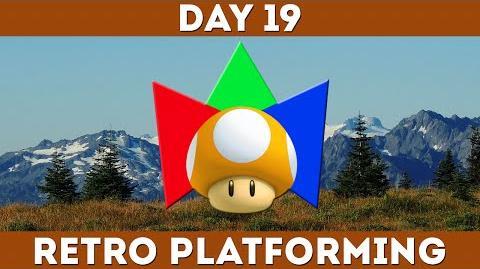 Day 19 - Retro Platforming