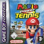 Power Tennis GBA