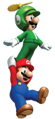 PropellerLuigi&Mario