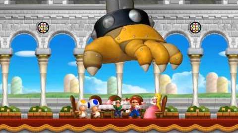 New Super Mario Bros. U - FULL Intro HD