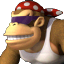 MK Wii Funky Kong icon