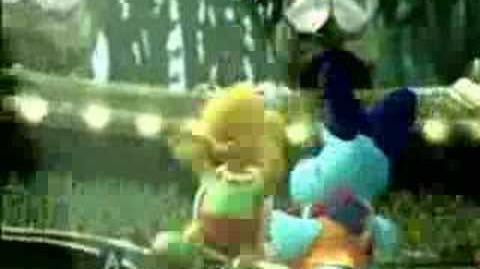 Super Mario Smash Football Intro