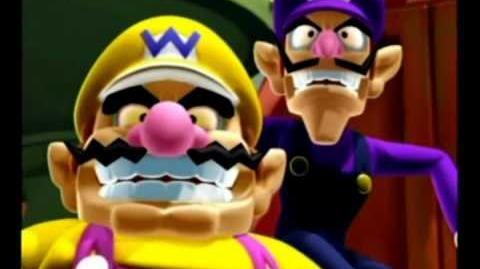 Mario Power Tennis Intro