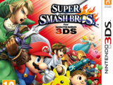 Super Smash Bros. voor Nintendo 3DS