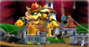 Super Mario galaxy 2 bowser