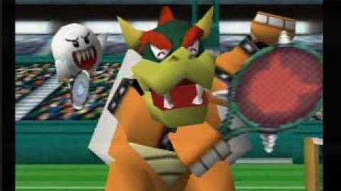 Mario Tennis Intro