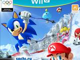 Mario & Sonic op de Olympische Winterspelen: Sotsji 2014