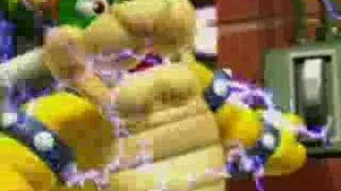 Mario Power Tennis Bloopers (Full reel)