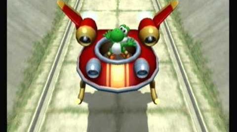 Mario Party 8 - Trash 'n' Crash