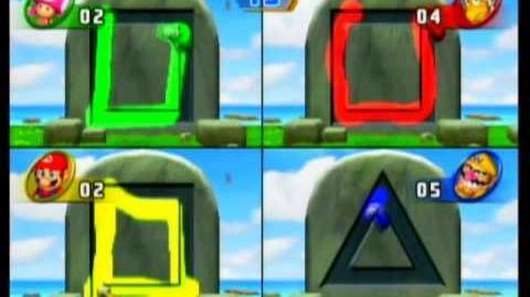 Mario Party 8 - Speedy Graffiti
