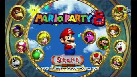 Mario Party 8 (Wii) HD Trailer