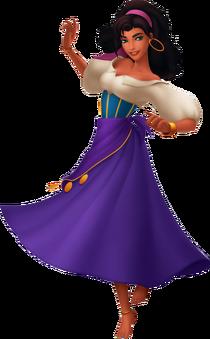 Esmeralda KH3D