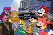 Mario star tours 1