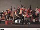 Team Fortress 2 Squad