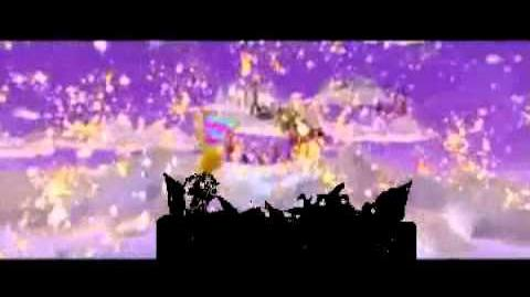 YTP Mario, Sonic, the Eds, and Friends Ride Jimmy Neutron's Nicktoon Blast V2