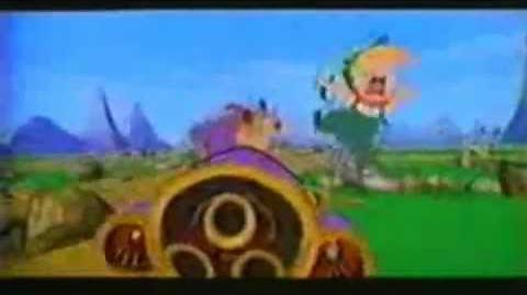 YTP Mario, Sonic, the Eds, and Friends Ride The Funtastic World of Hanna Barbera