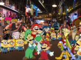 Mario, Sonic, the Eds, and Friends See Jim Henson's Muppet*Vision 3D (2013 Edition)