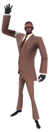 Spy highFiveSuccessFull