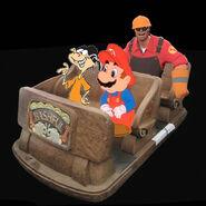 Mario snow white 1