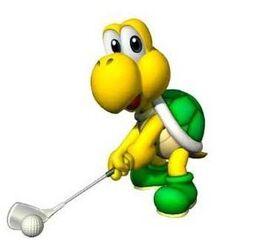 Golf koopa
