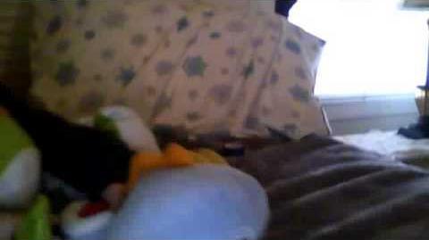 Light Blue Yoshi Kills Yoshi