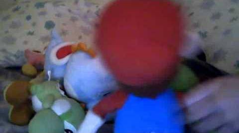 Mario Kills The Yoshi Family