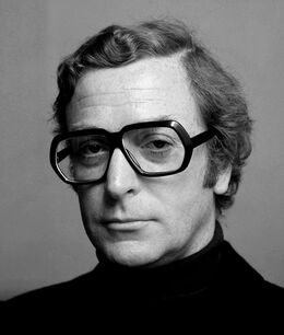 Maurice glasses black and white