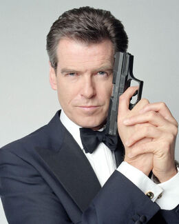 Remington was a fake Bond... just look at his gun