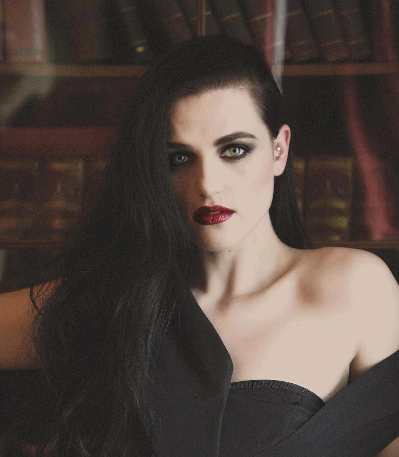 Morgana Dark Nude Photos 28