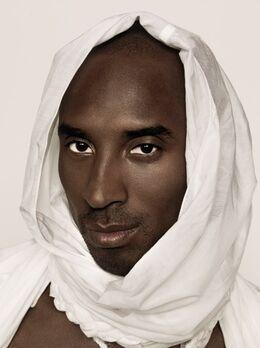 White Hot Kobe Bryant