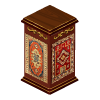 St antique carpet