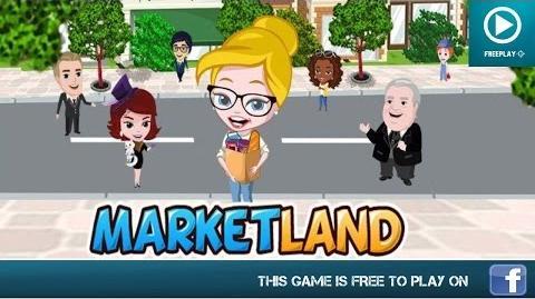 Marketland - Facebook Games - HD Gameplay