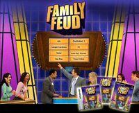 Family Feud Webpage