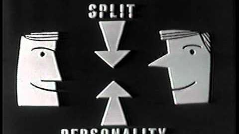 Split Personality opening credits