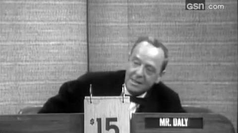What's My Line? - Final CBS Show; PANEL Martin Gabel, Steve Allen (Sep 3, 1967) W COMMERCIALS