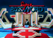 Super Password Bumper Logo