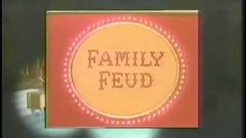Family Feud II Mid break bumper Vintage 1985