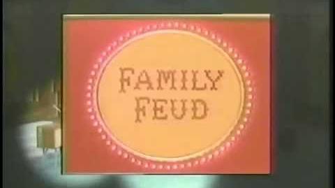 Video - Family Feud II Mid break bumper Vintage 1985 | Mark