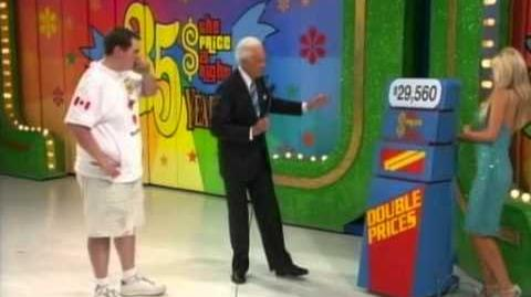 The Price Is Right - Aired June 15, 2007 - Bob Barker's Final Show