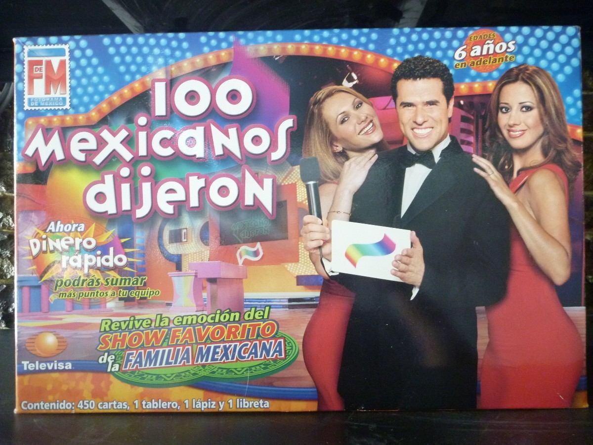 100 Mexicanos Dijeron Mark Goodson Wiki Fandom Powered By Wikia