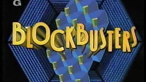 Blockbusters (revised) 1987 NBC Debut